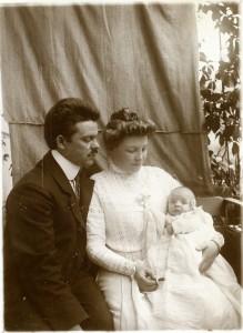 2. Marie juli 1909