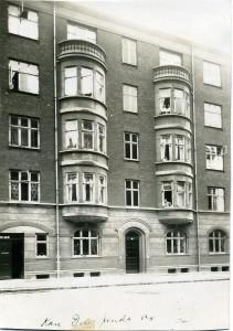 9. Marie og Niels Carl Korsørgade