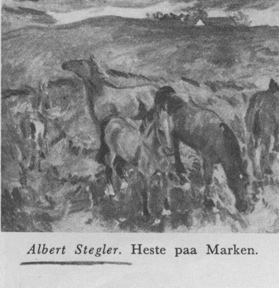 A. Stegler Katalog 1940 c
