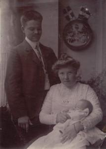 Raimund Volkmann og kone