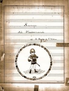 Sange julen 1911 (1a)
