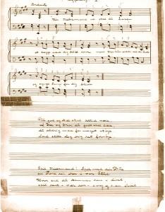 Sange julen 1911 (2a)