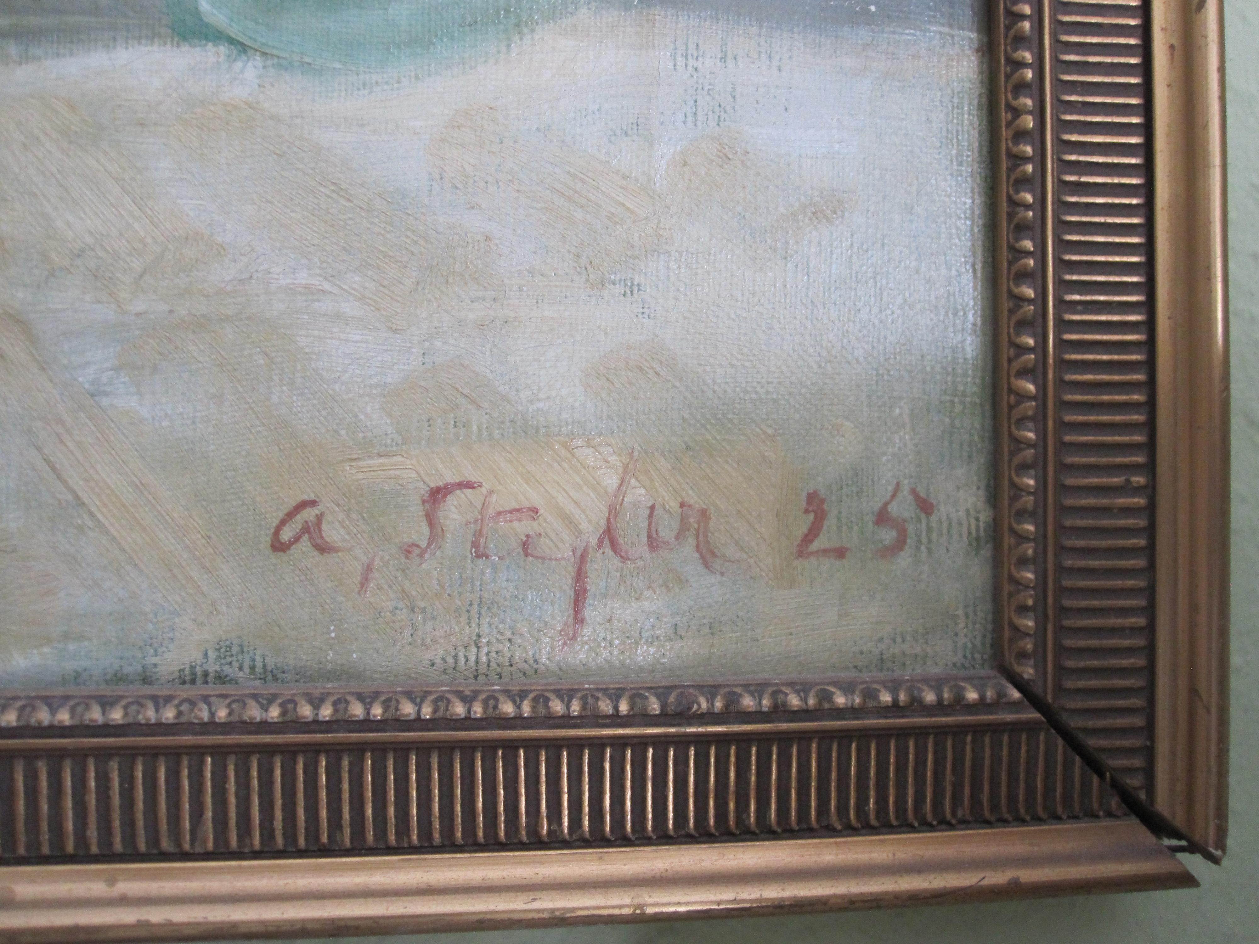 Vindueskarmen 1925 b