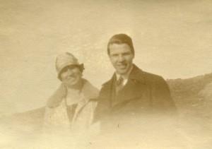 1. Anna og Niels Carl